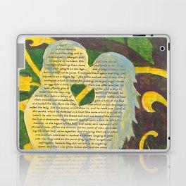 Split Aparts Detail 2 Laptop & iPad Skin