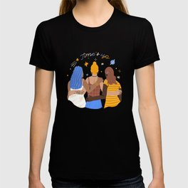 TIME'S UP by Jenny Chang-Rodriguez T-shirt