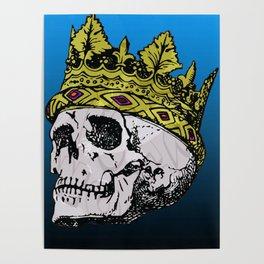 Royle Skull Poster