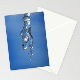 Melting Ice Stationery Cards