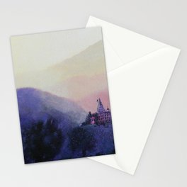 Zen Mountains Stationery Cards