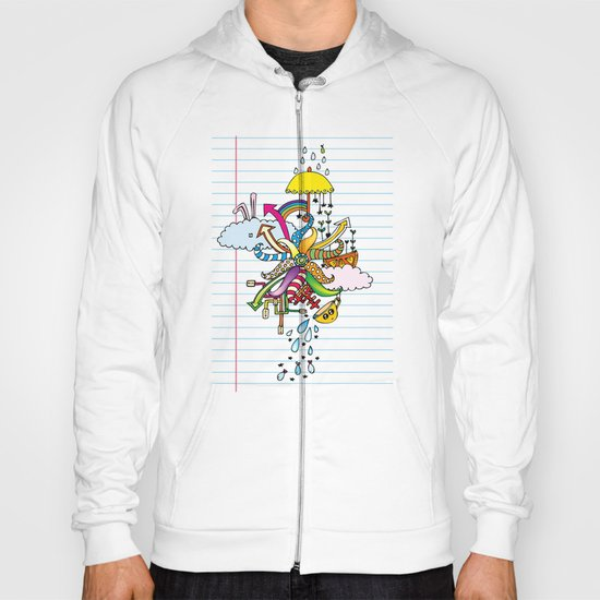 Notebook World Hoody