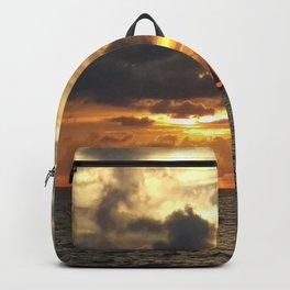 Sailboat Sunset Backpack