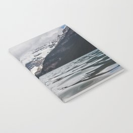 Lake Louise Mountain View Notebook