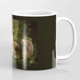 Fat Fat in the Forest Coffee Mug