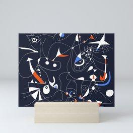 Joan Mirò #6 Mini Art Print
