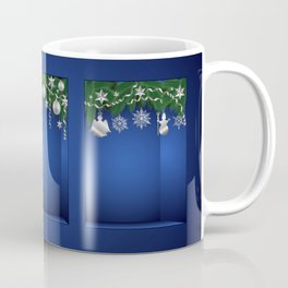 Christmas shopwindow Coffee Mug