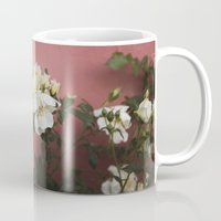 oslo Mugs featuring Roses in Oslo. by Malin Christin
