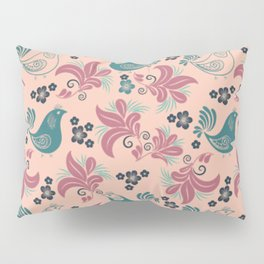 Bird in the nest Pillow Sham