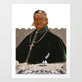 Archbishop McCloskeymonster Art Print