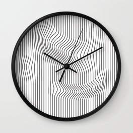 Lines #1 Wall Clock