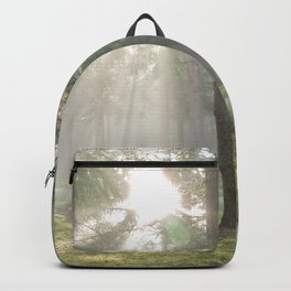Into the wild forest - North Kessock, Highlands, Scotland Backpack