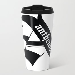Authentic Metal Travel Mug