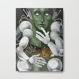 Hospice Metal Print