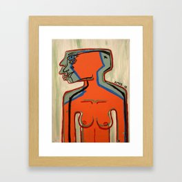 Good Morning Friday Framed Art Print
