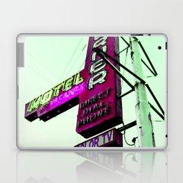 Hotel Motel Laptop & iPad Skin
