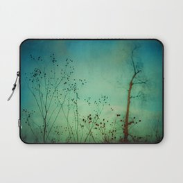 Between Autumn and Winter Laptop Sleeve