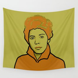 Lorraine Hansberry Wall Tapestry
