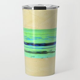 Modern Movement 001 - Signed - Abstract Landscape Canvas Art - Comforters - Bedding - Metal Prints Travel Mug
