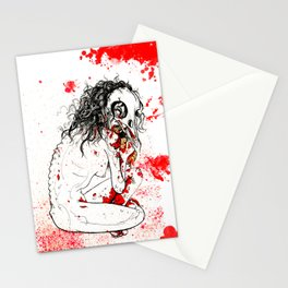 Brain Eater Stationery Cards
