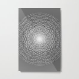 3&4 Metal Print