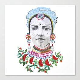 BAHIA Canvas Print