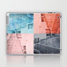 Popart Building Laptop & iPad Skin