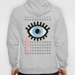 Eye Minimalist Hoody