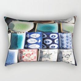 Ceramic Tableware Rectangular Pillow