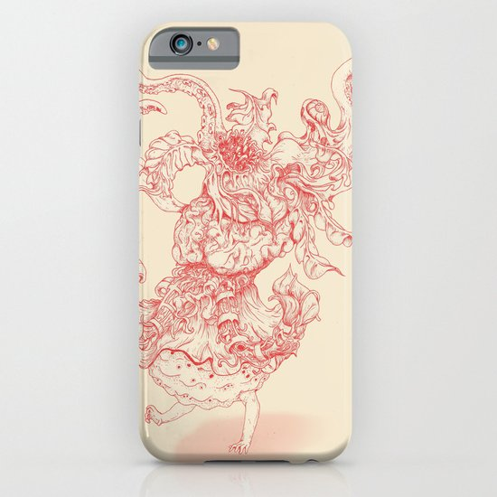 The Garden iPhone & iPod Case