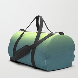 green , yellow , white , Ombre Duffle Bag