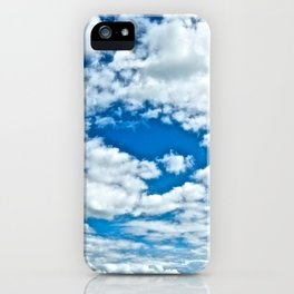 Clouds in the Sky - The Peace Collection iPhone Case