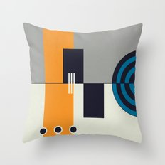 Abstract #200 Throw Pillow