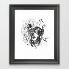 Autism Framed Art Print