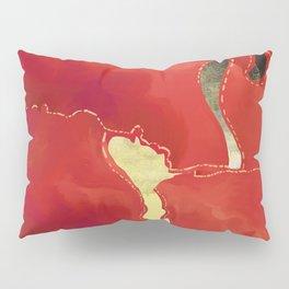 Sliced Iris with River Pillow Sham