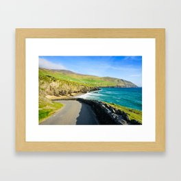 Slea Head | Ireland (RR 227) Framed Art Print