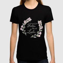 Future World Leader T-shirt