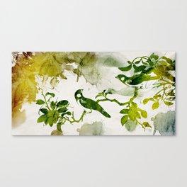 Birds Canvas Print