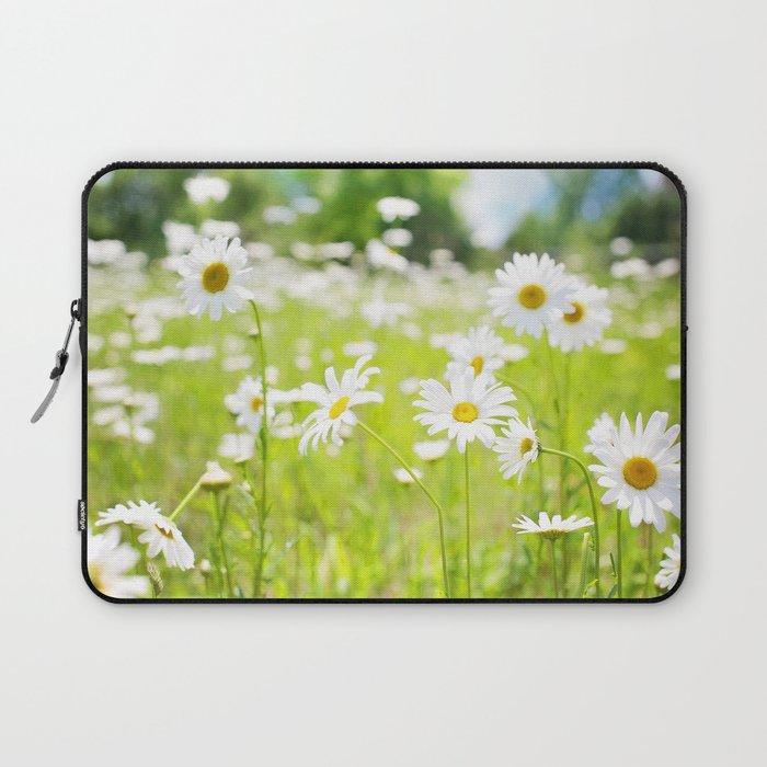Daisy Meadow Laptop Sleeve