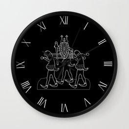 Your Highness Wall Clock