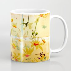 flowers at the beach Coffee Mug