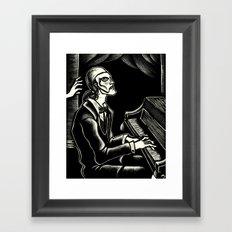 The Phantom of the Opera Framed Art Print