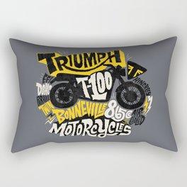 Triumph Rectangular Pillow