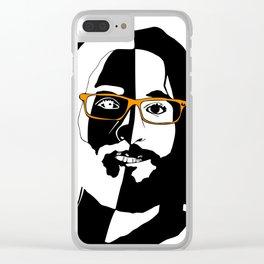 BAA Clear iPhone Case