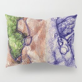 greetings from greece_3 Pillow Sham