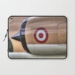 Turkish Air Force Roundel Laptop Sleeve