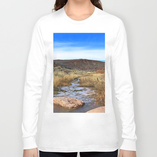 Sand Creek Long Sleeve T-shirt