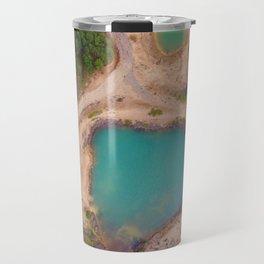 Pozos Azules Travel Mug