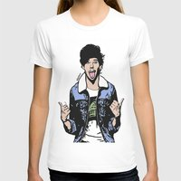 louis tomlinson T-shirts featuring Louis Tomlinson by 90's Class