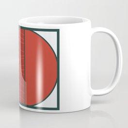 Japan sunset on Uranus Coffee Mug